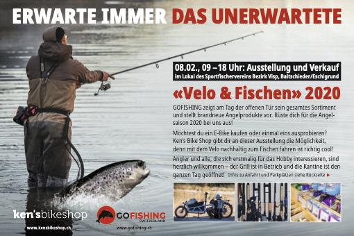 Velo & Fischen» 2020